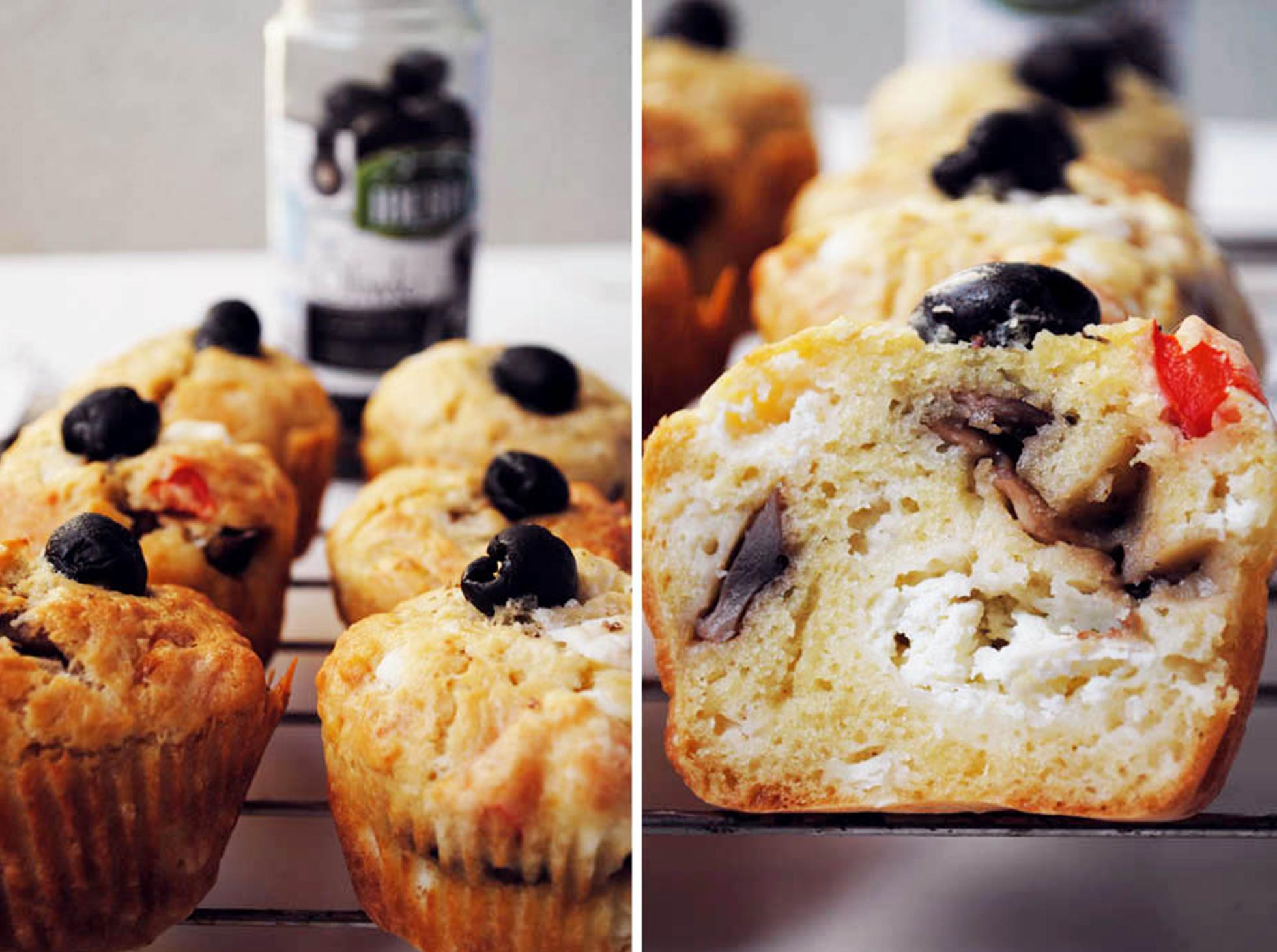 Muffiny na wytrwano greckie