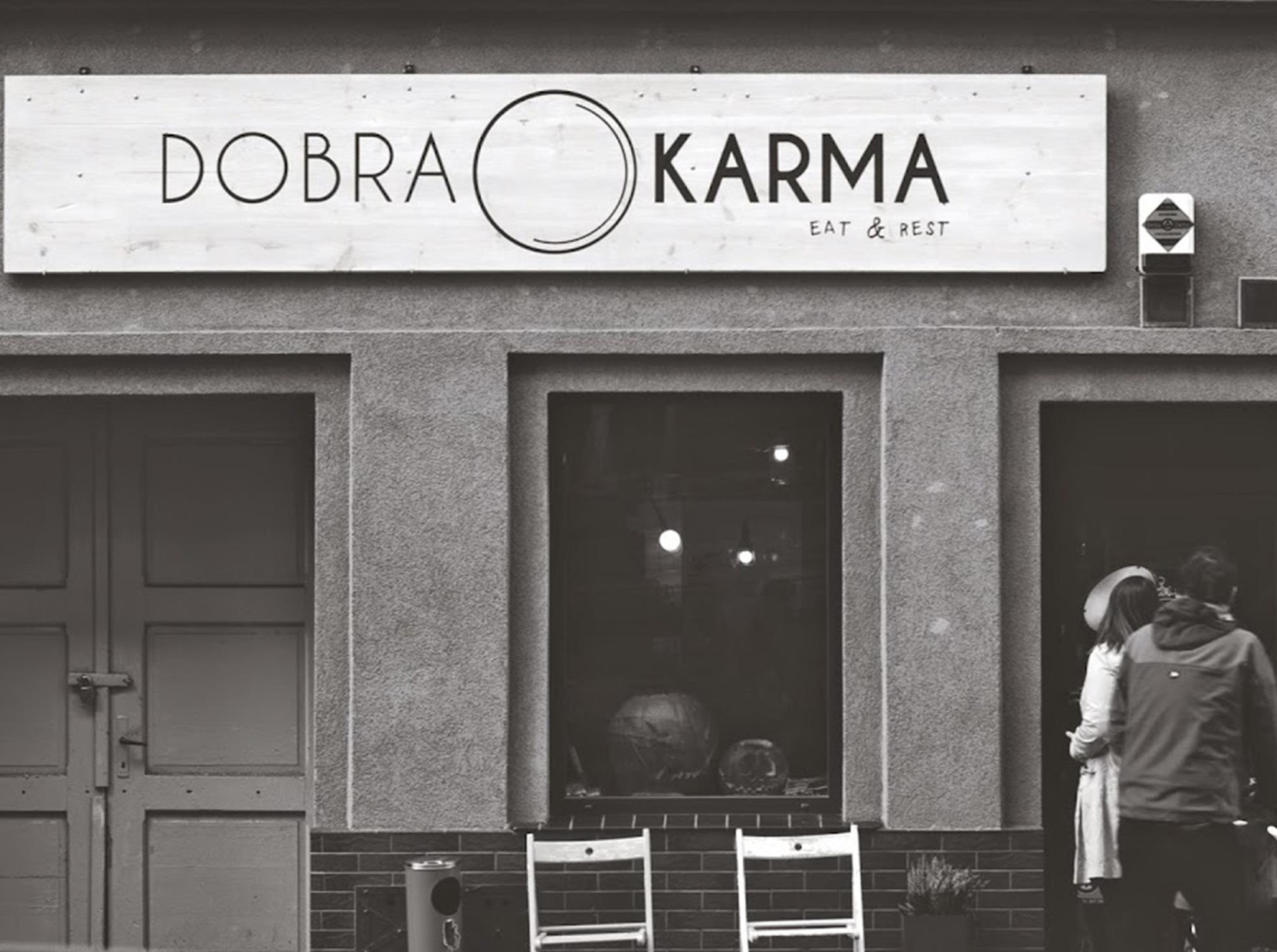 dobra Karma restauracja Wroclaw
