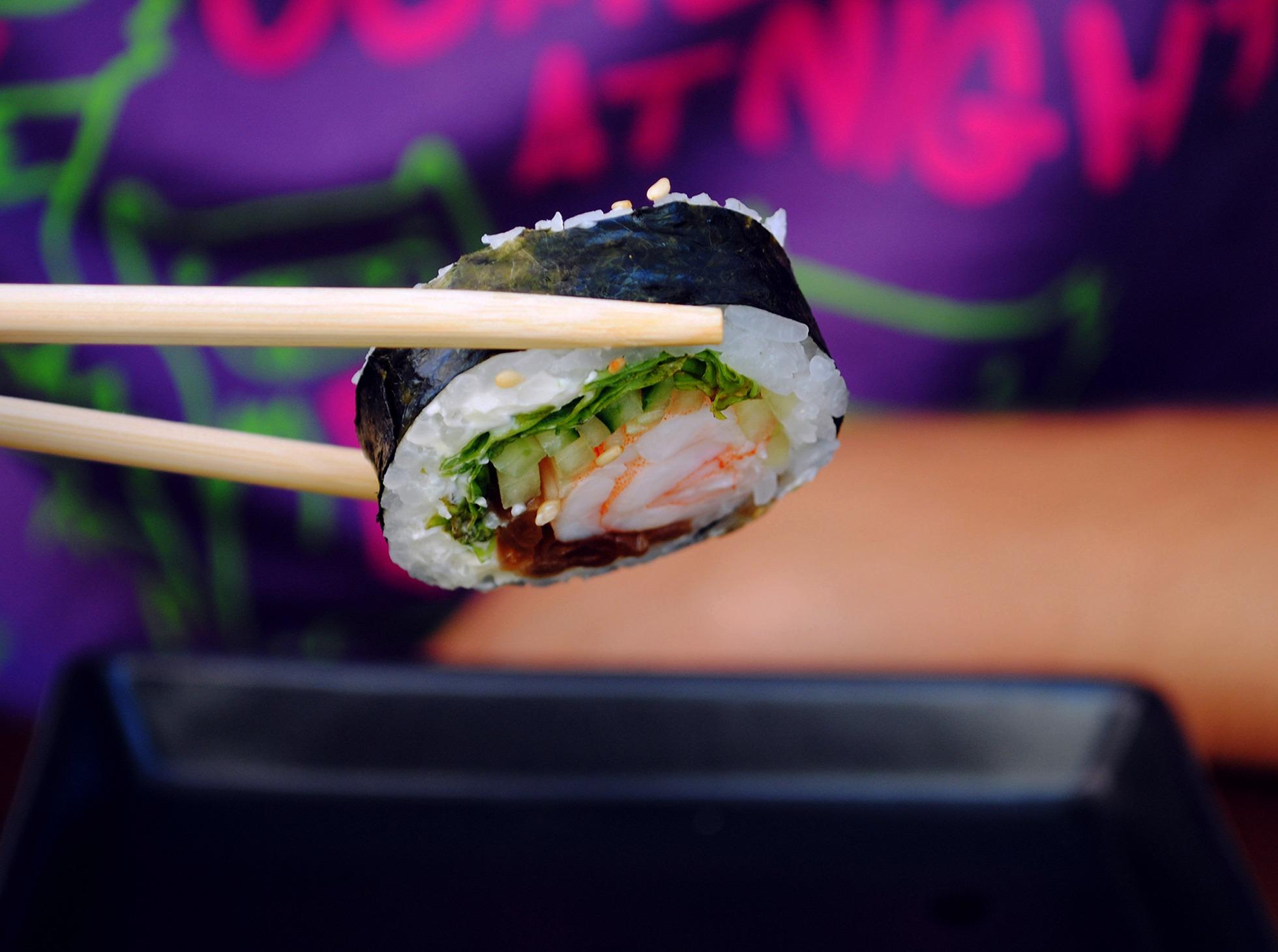 Sushi restauracja Wrocław