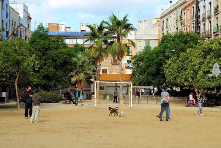 Barcelona pierwsze wrażenia