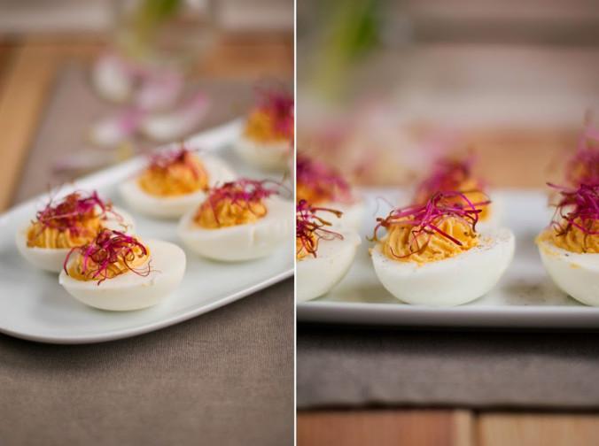 Czym faszerować jajka na święta?