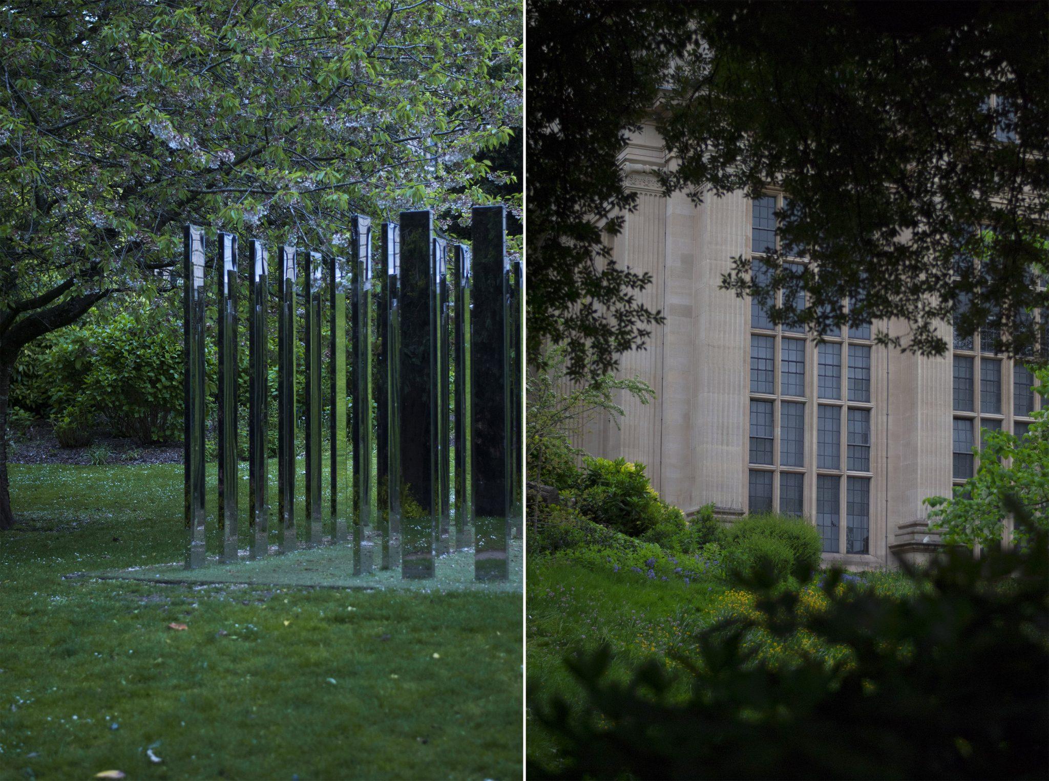 Ogórd przy Uniwersytecie