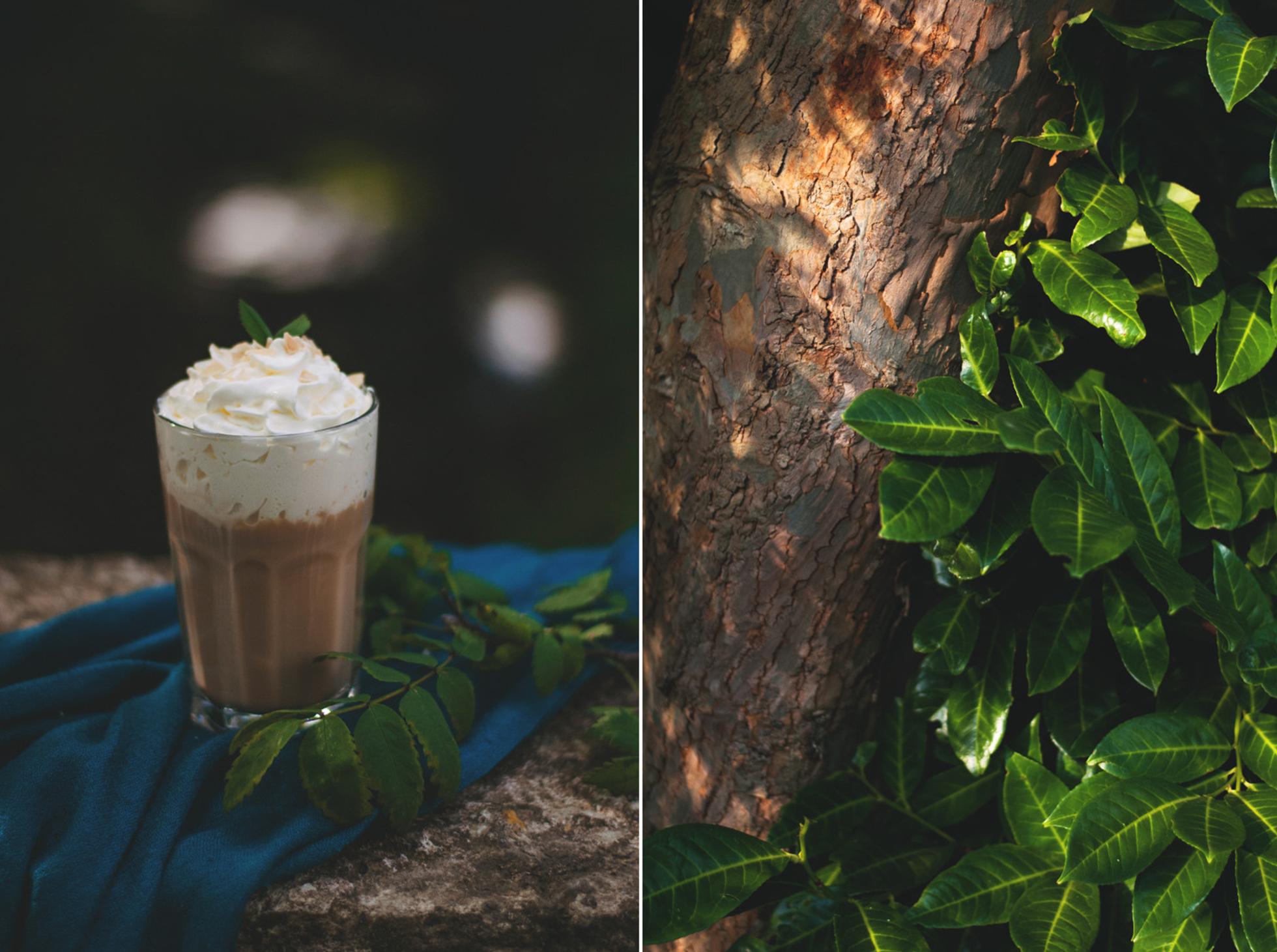 Przepis na kawę o smaku czekoladowym