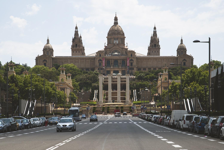 Museu Nacional d'Art de Catalunya Barcelona gdzie warto się wybrać