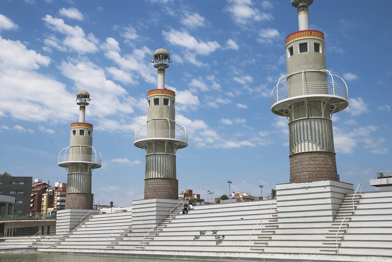 Park Industrialny Barcelona gdzie warto się wybrać