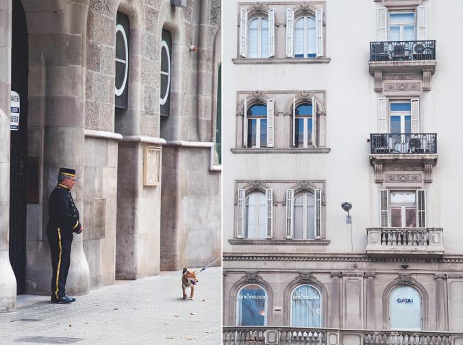 Ulice Barcelony, wycieczka na 7 dni