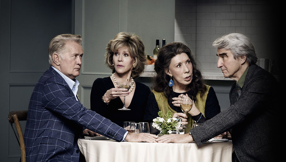 Grace and Frankie serial komedirowy