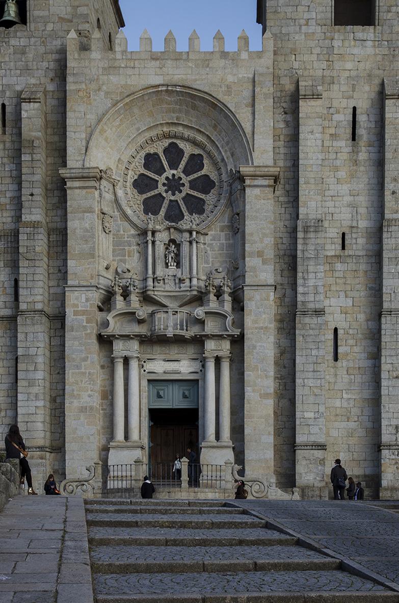 Porto katedra dwie wieze