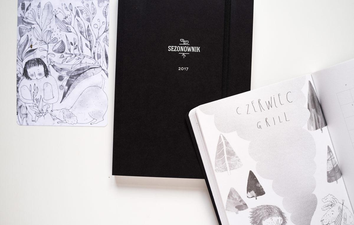 Sezonownik kalendarz
