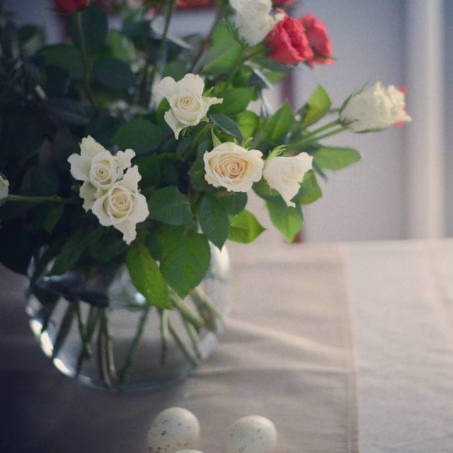 Re na pitek kwiaty re przystole wiosnawdomu takipitek dodatkidodomu weekendhellip