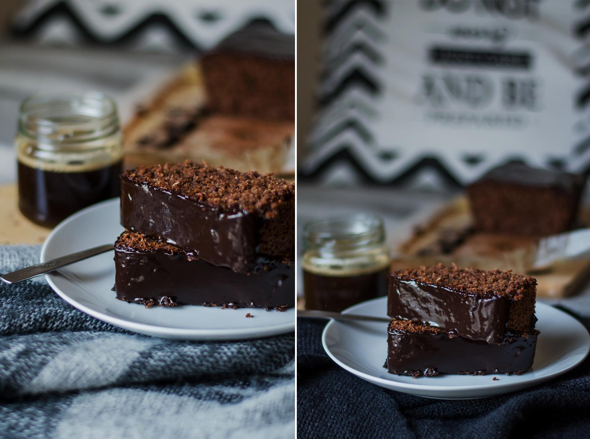 ciasto z kaszą manną czekoladowe