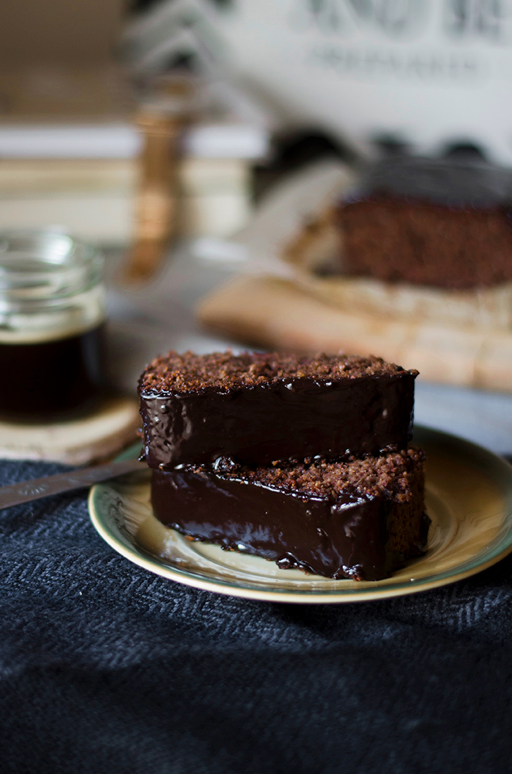 Ciasto czekoladowe z kaszy manny