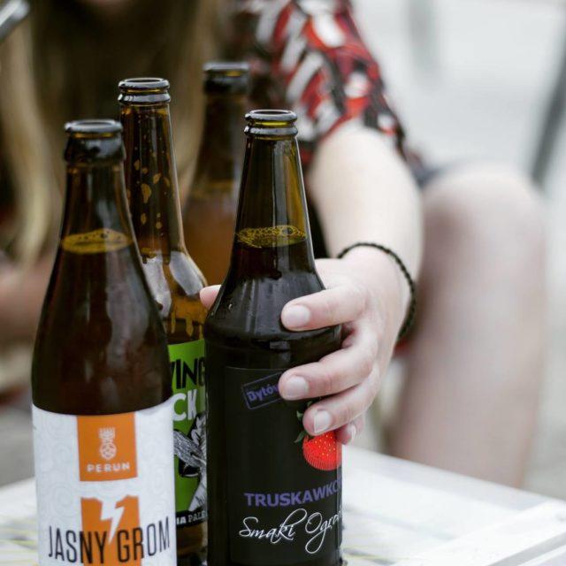Truskawkowe  piwo truskawki agata tester ostatniweekend banda wstolicy strawberryhellip